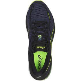 asics Gel-Cumulus 19 Shoes Men Indigo Blue/Black/Safety Yellow
